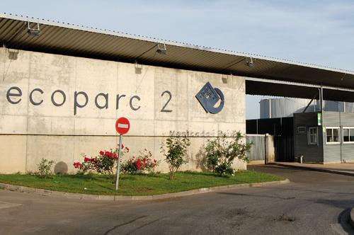 Façana de l'Ecoparc 2 // RdR