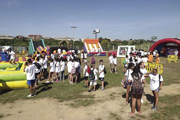 Festa esport escolar