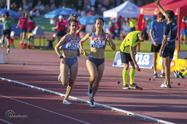 Atletisme Claudia Martinez