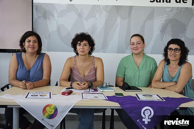 Roda Premsa protocol feminista