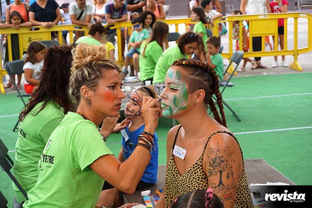 Pinta la festa Maquillatge Grafiti (13)