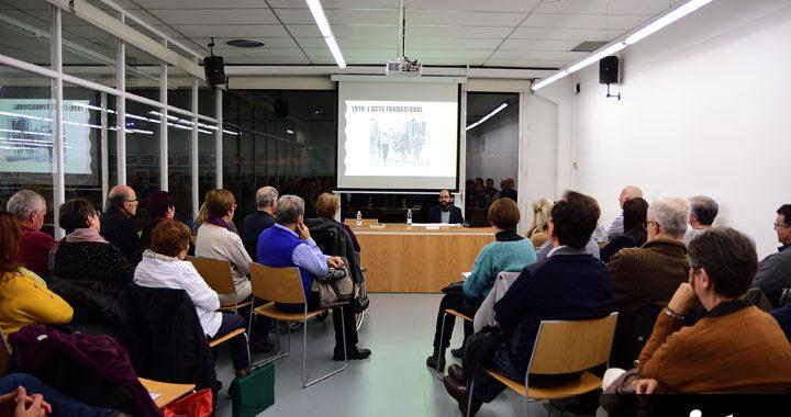 Xerrada Colla de Sabadell (1)