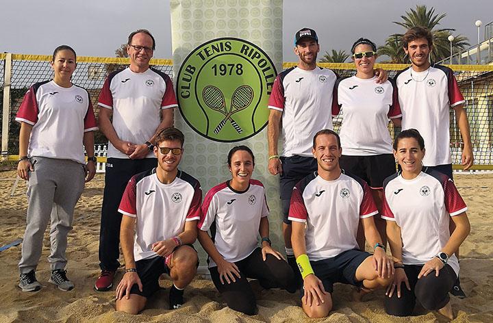 Tenis Platja