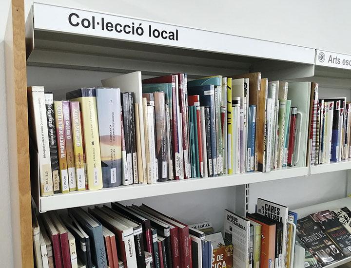 Biblioteca llibres