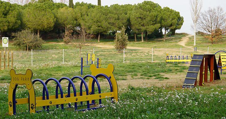 Parc per a gossos Pinetons (1)