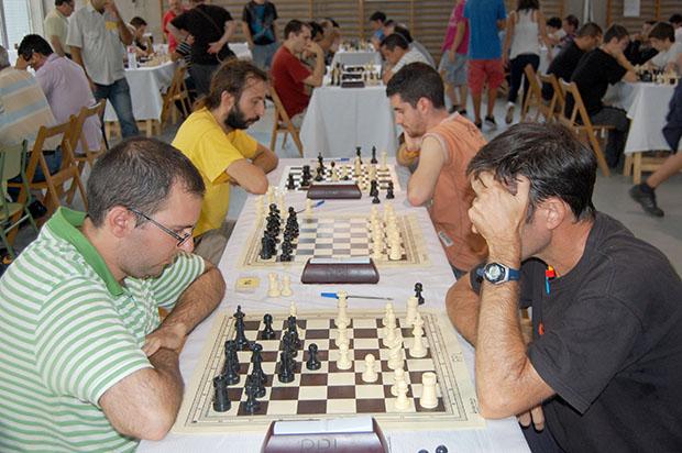 III Open Escacs 1