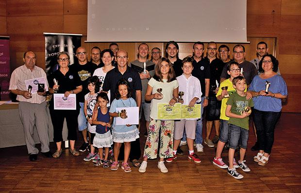 Lliurament premis Marato Fotos FM Accio