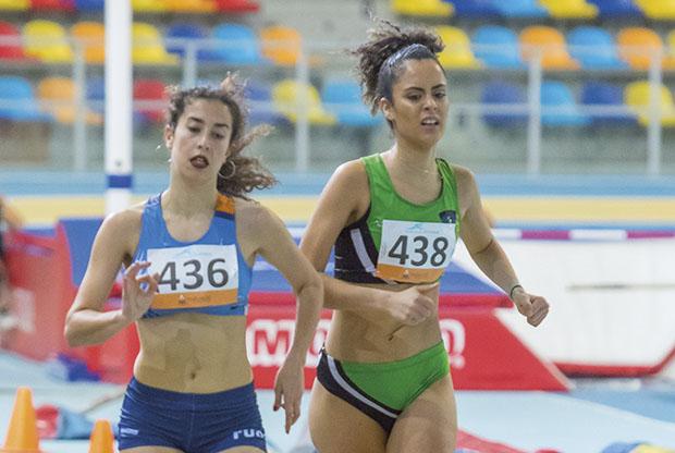 Atletisme Claudia Teo Tovar