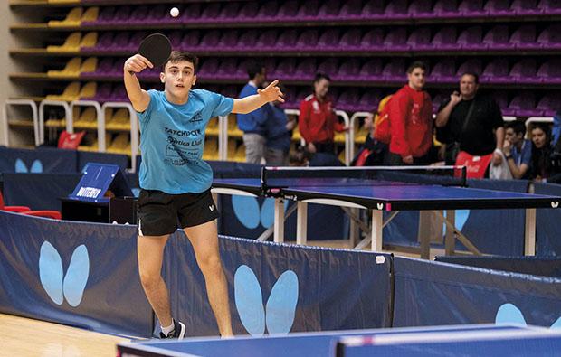 Tenis Taula (RFETM Alvaro Diaz)