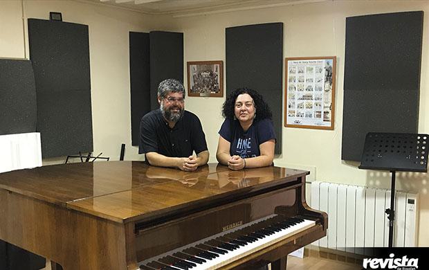 Entrevista Escola de Musica