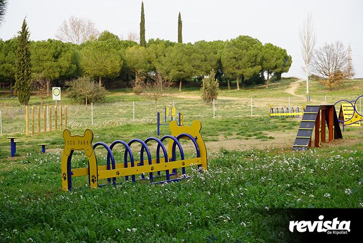 Parc per a gossos Pinetons (2)