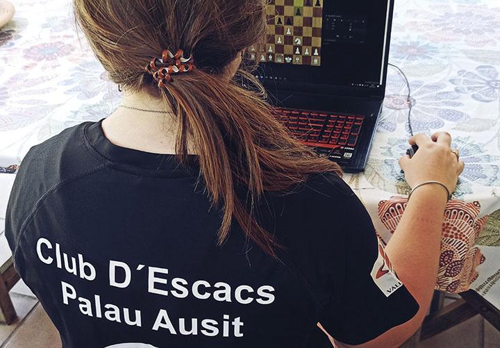 Escacs Palau Ausit