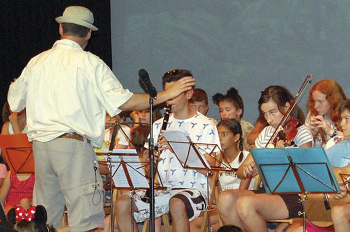 Concert estiu Escola Musica (3)
