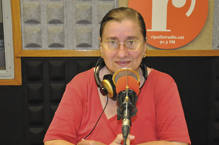 Entrevista Virginia Calzada