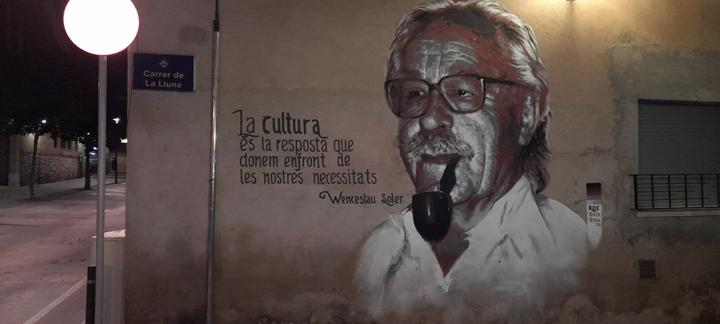 Mural Wenceslau Soler
