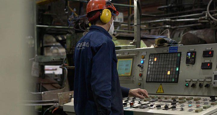 Instal·lació d'un sistema de gestió energètica a l'empresa metal·lúrgica La Farga (Osona) - ICAEN