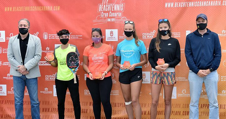 Eva Fernández Tennis Platja