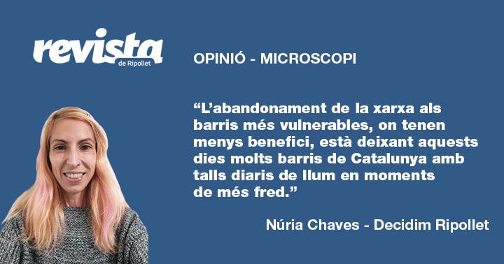 Microscopi Núria Chaves