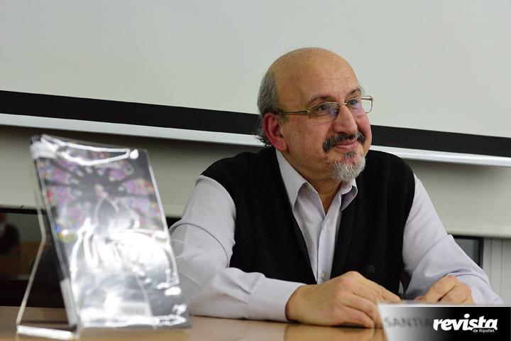 Santiago Guerrero, president Camino Ancestral