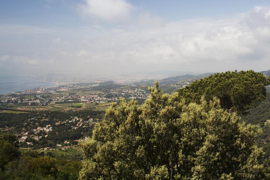 Parc de la Serralada Litoral - Autoria: Oriol Clavera / Diputació de Barcelona