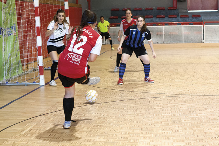 Futbol Sala Femeni