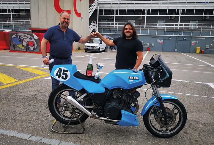 Entrevista motos classiques Francisco Moreno