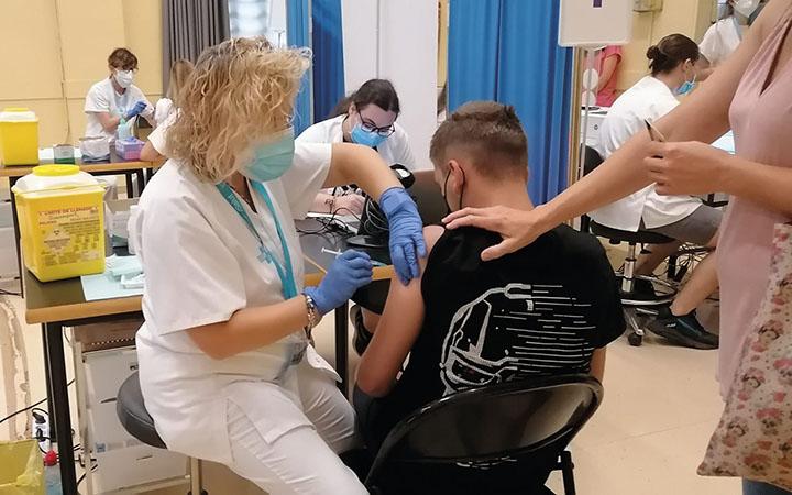 Vacunacio