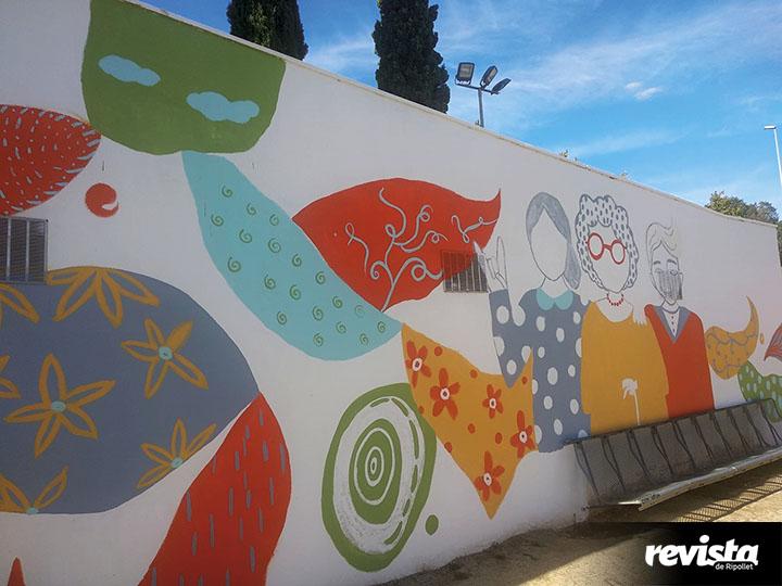 Mural Gent Gran Massot_1