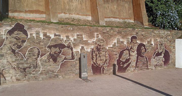 Mural Maragall