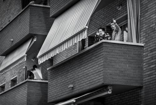 Des dels balcons